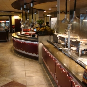 foodservice & restaurant counter
