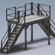 raised platform